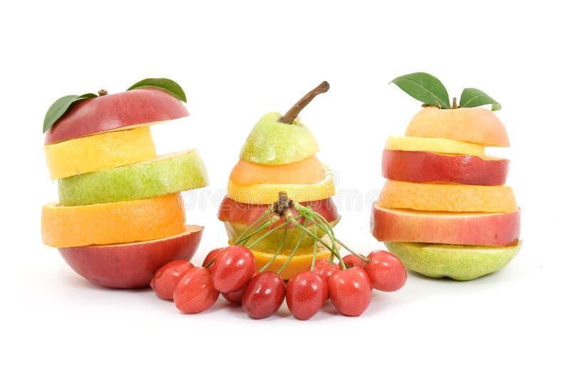 Fruit mélangé photos libres de droits