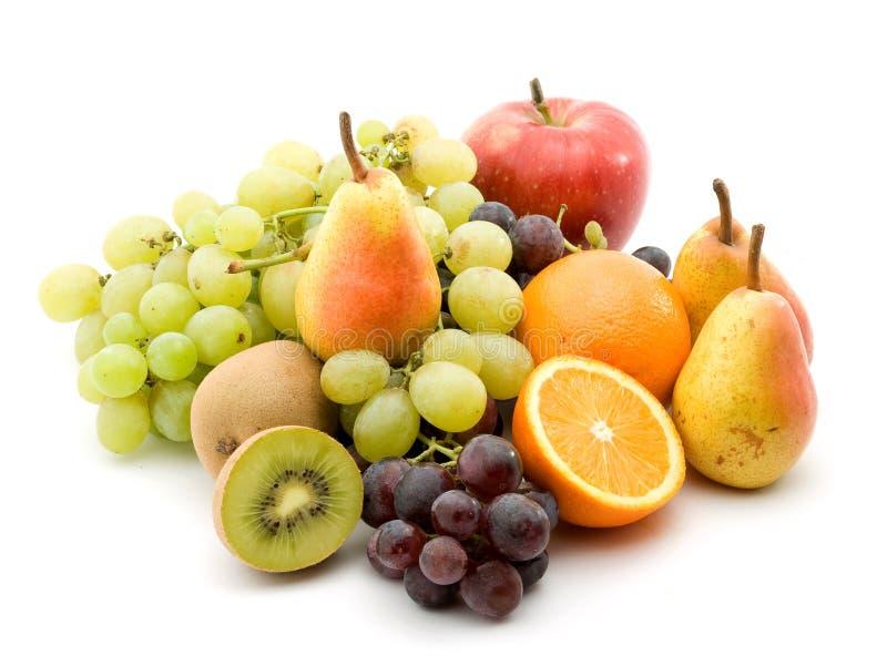 Fruit mélangé images libres de droits