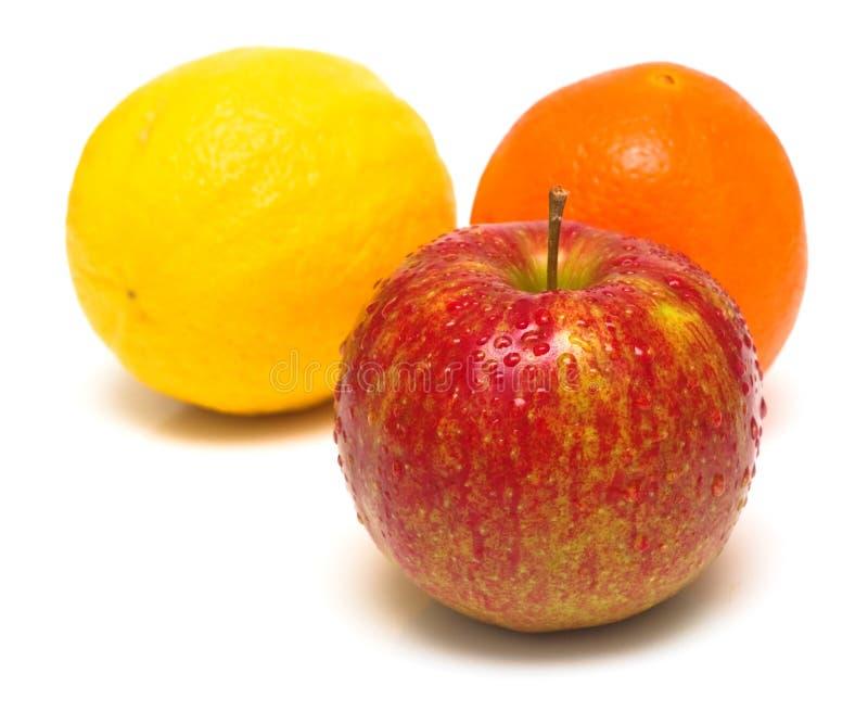 Fruit mûr photographie stock