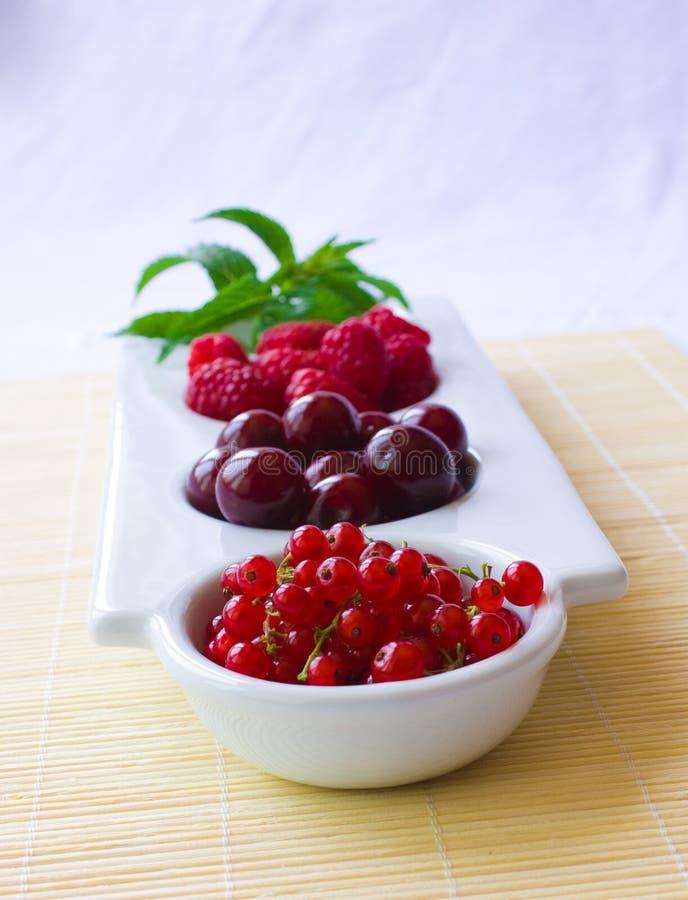 Fruit mix stock photography