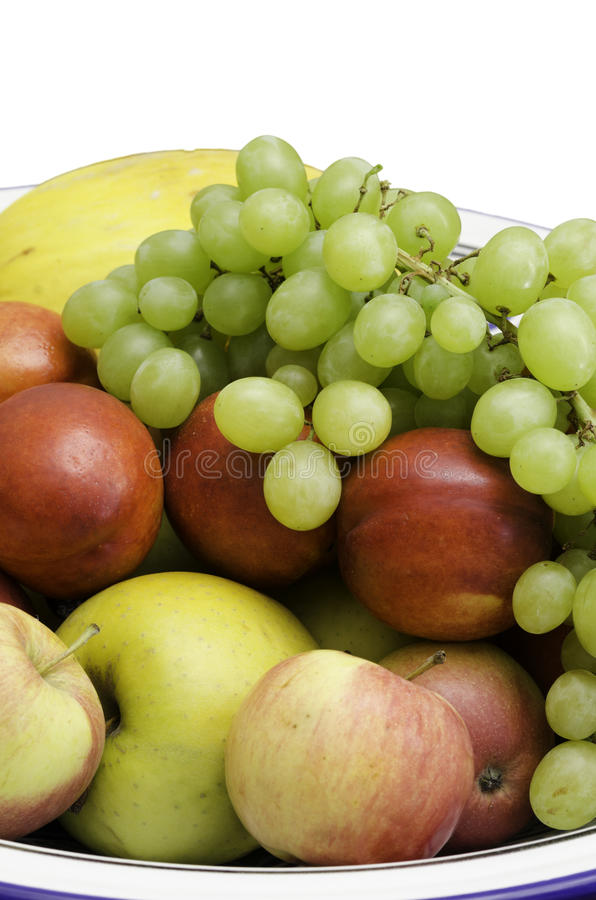 Download Fruit mix stock photo. Image of isolated, colorful, heap - 32486660