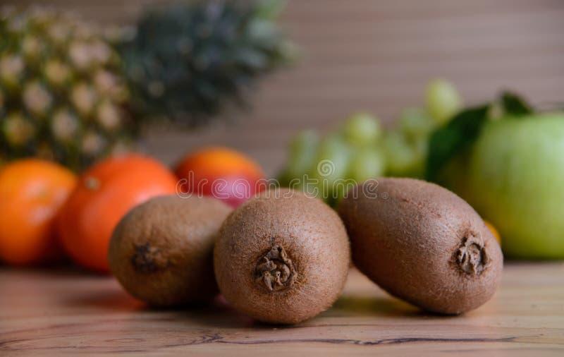 Fruit mix stock image