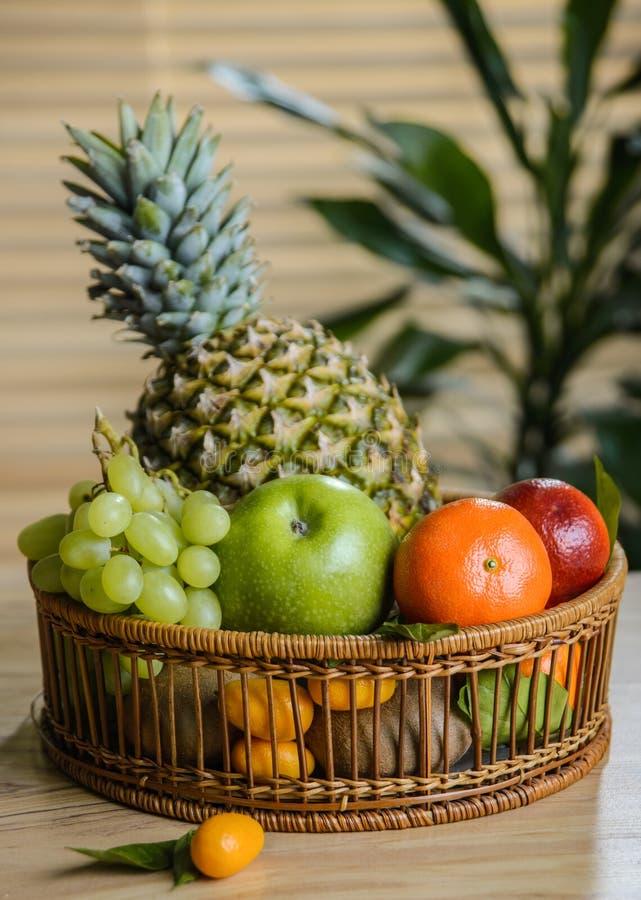 Fruit mix royalty free stock images