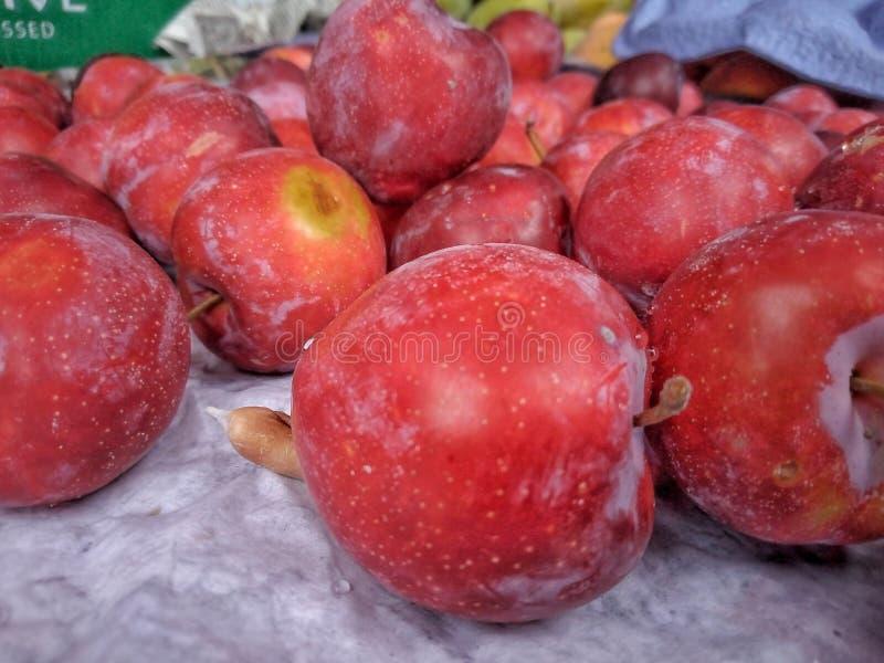Fruit natuurlijke zoet en zuur royalty-vrije stock foto's