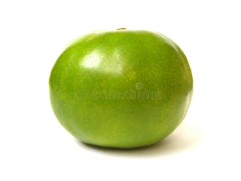 Fruit orange vert doux image stock