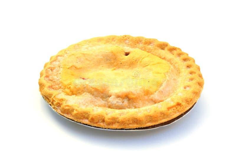 Fruit pie royalty free stock photo