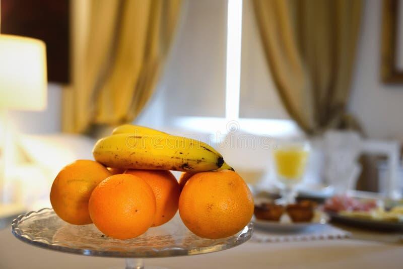 Fruit pour le petit déjeuner image stock