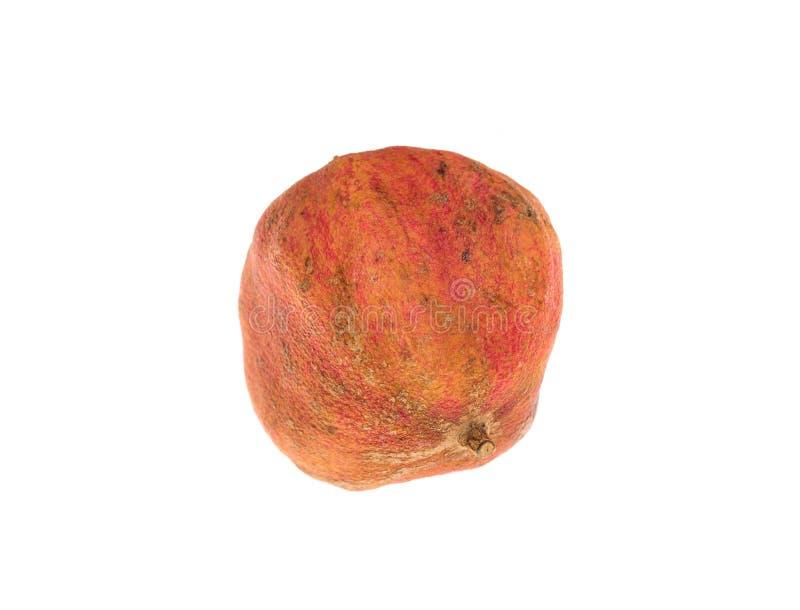 Fruit putréfié de grenade photos stock