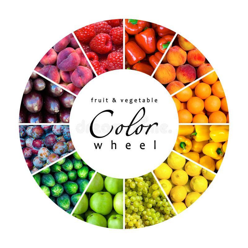 Free Fruit Rainbow Royalty Free Stock Photos - 21442178
