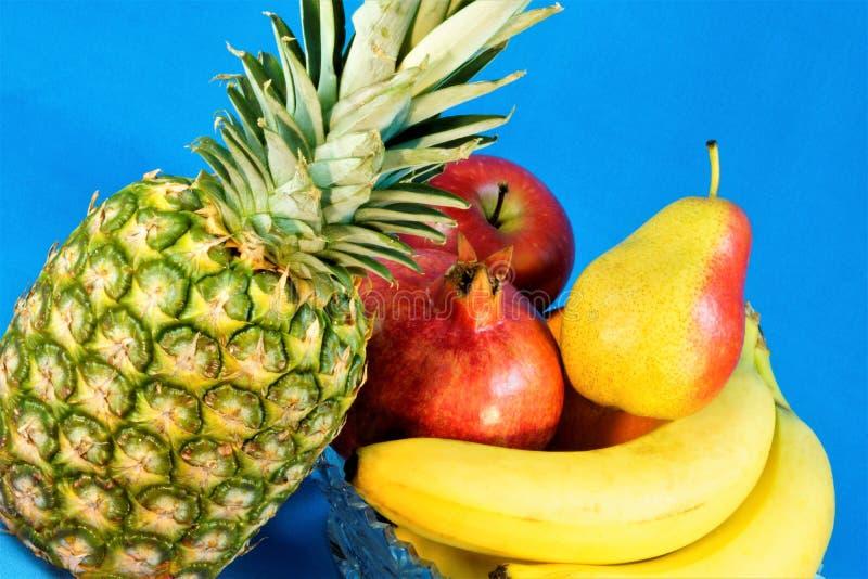 Fruit reeks-fruit van tuin, gecultiveerde installaties royalty-vrije stock fotografie