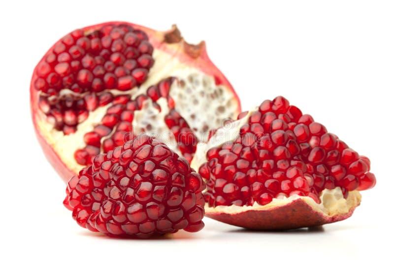 Fruit rouge de grenade photo stock