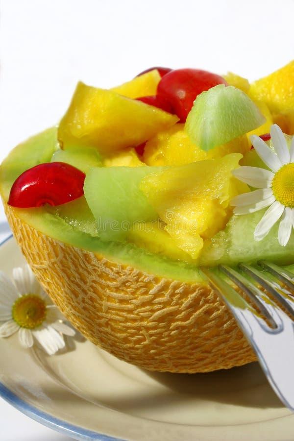 Download Fruit salad stock image. Image of light, leaf, fruit - 10139027