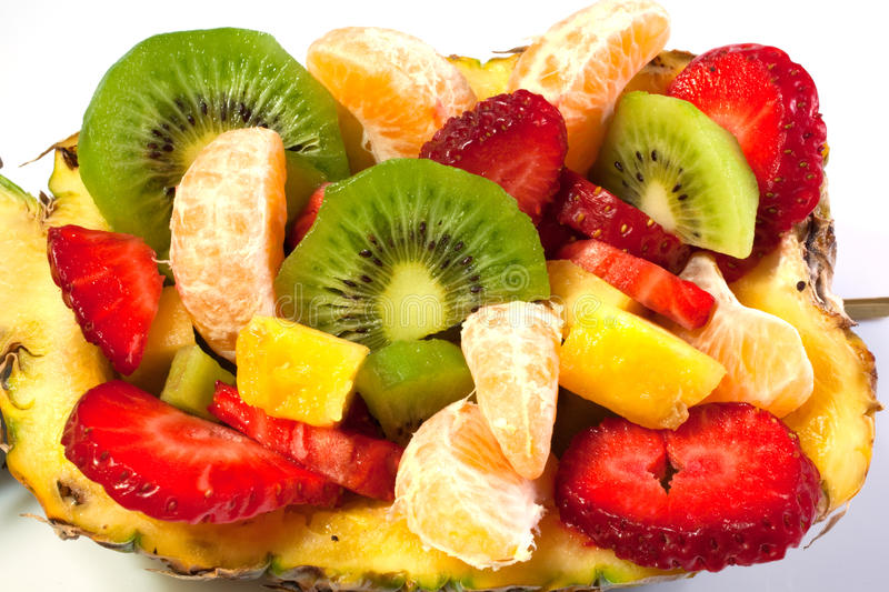 Download Fruit salad stock photo. Image of calories, agriculture - 13540286