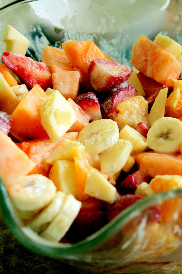 Free Fruit Salad Stock Photography - 14546132