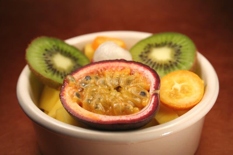 Download Fruit salad stock photo. Image of kumquat, dessert, food - 451462