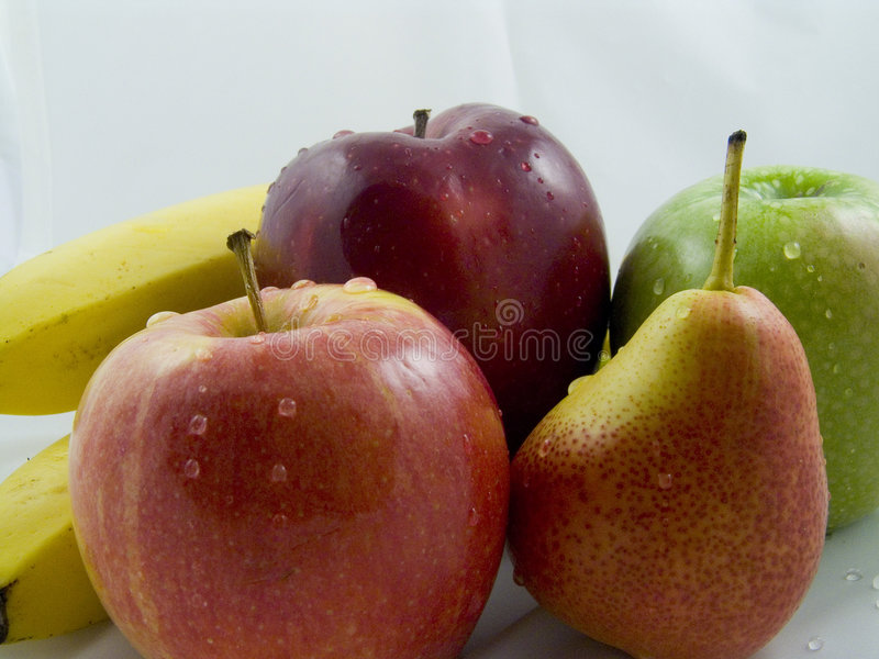 Download Fruit selection stock image. Image of apples, delicious - 47595