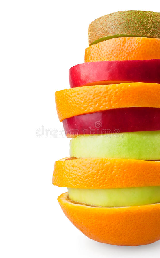 Download Fruit slices stock photo. Image of dessert, bright, eating - 24337570