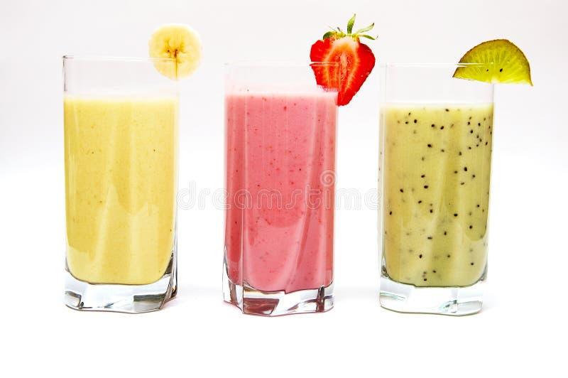 Download Fruit smoothies stock image. Image of milkshake, colorful - 19799621