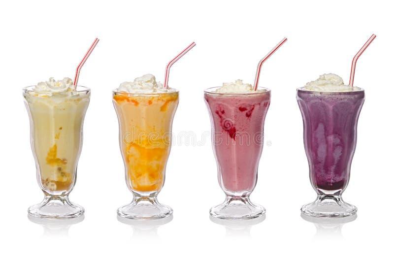 Fruit Smoothies royalty free stock image