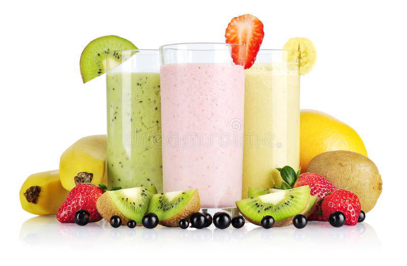 Download Fruit smoothies stock image. Image of berry, banana, refreshing - 29587151