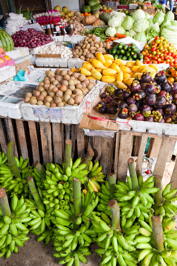 Free Fruit Stand Stock Images - 10020244