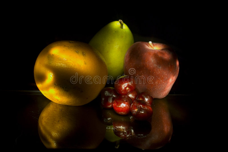 Fruit still Life royalty free stock images