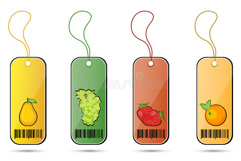 Fruit tags