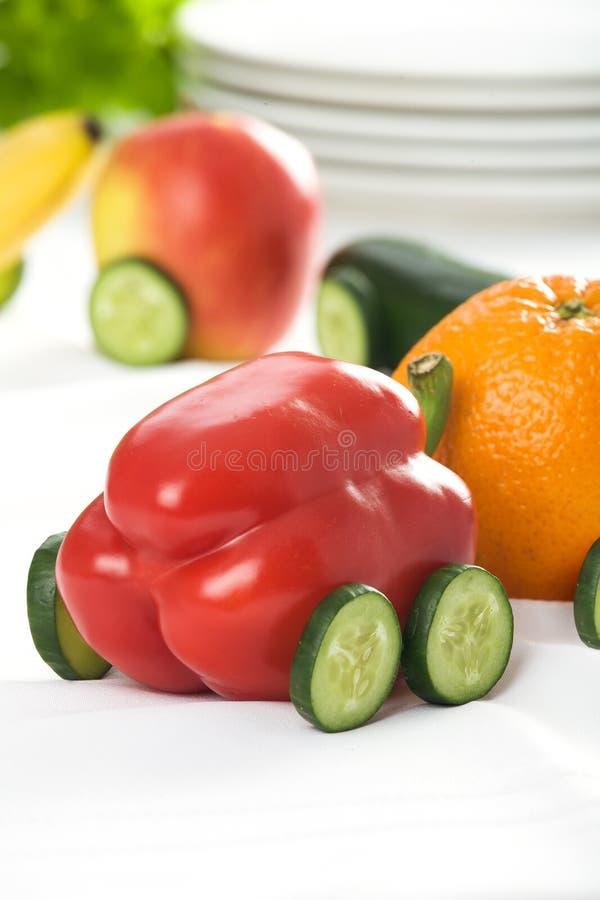 Free Fruit Train Stock Photos - 25011693