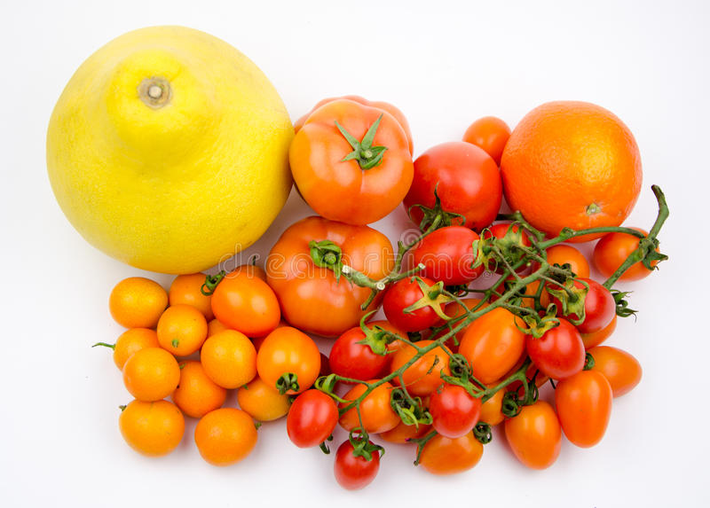 Fruit and vegetable variety stock photos