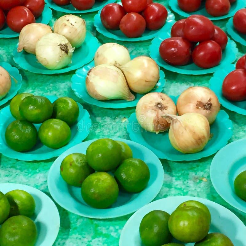 Fruit&Veggie colorido imagen de archivo libre de regalías