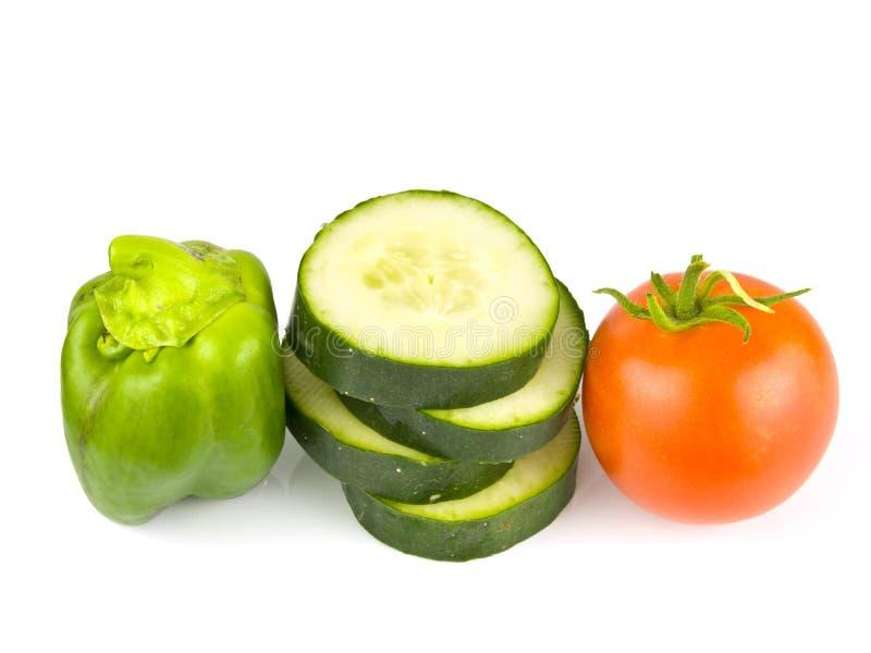 Fruit and Veggies royalty free stock photos
