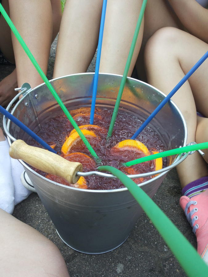 Fruitbowl stock foto