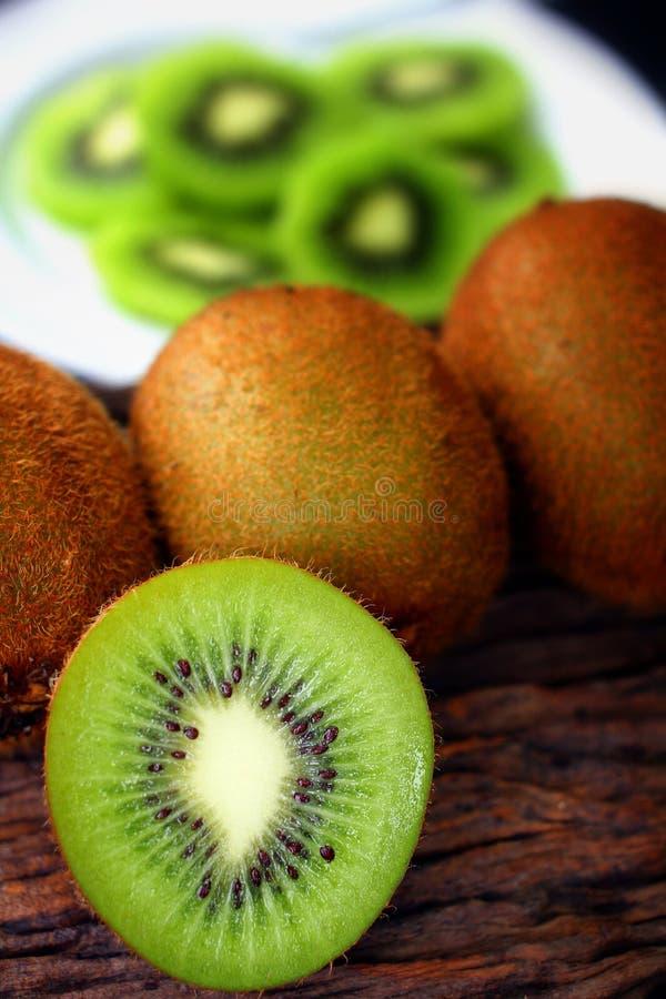 Fruite de kiwi images libres de droits