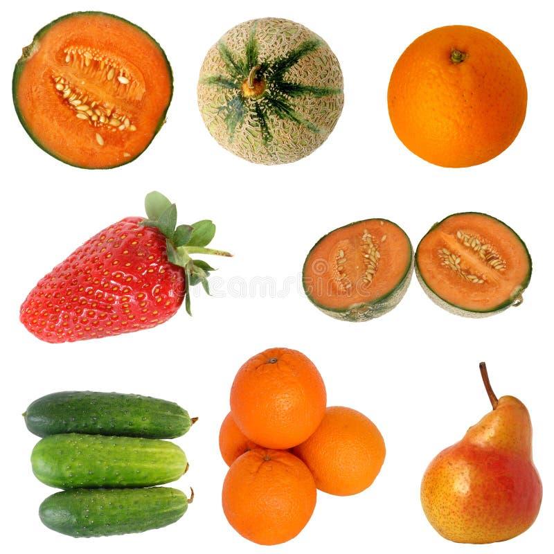 Fruites immagini stock