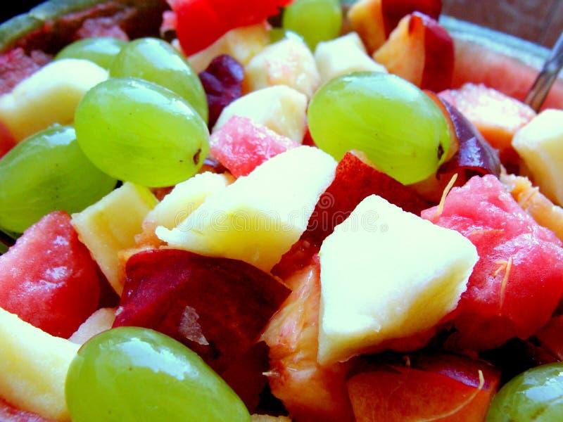 Fruitkleur, smeel, kleur stock foto