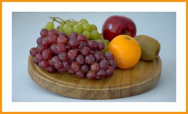 Fruitraad stock fotografie