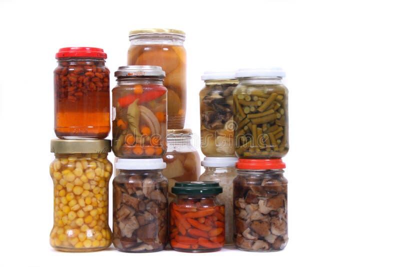 Fruits économisés photo libre de droits