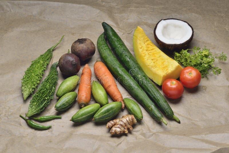 fruits здоровые овощи стоковые изображения rf