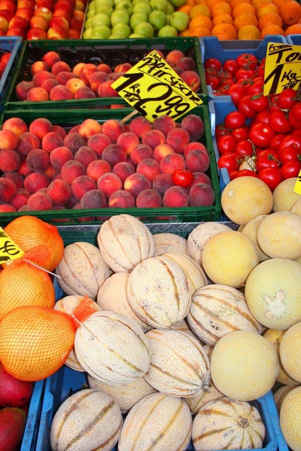 fruits органическо стоковое фото