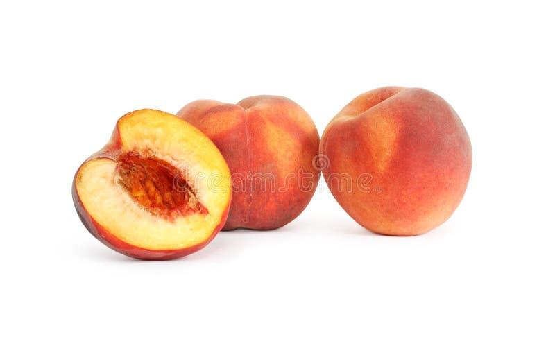 fruits персик стоковые изображения rf