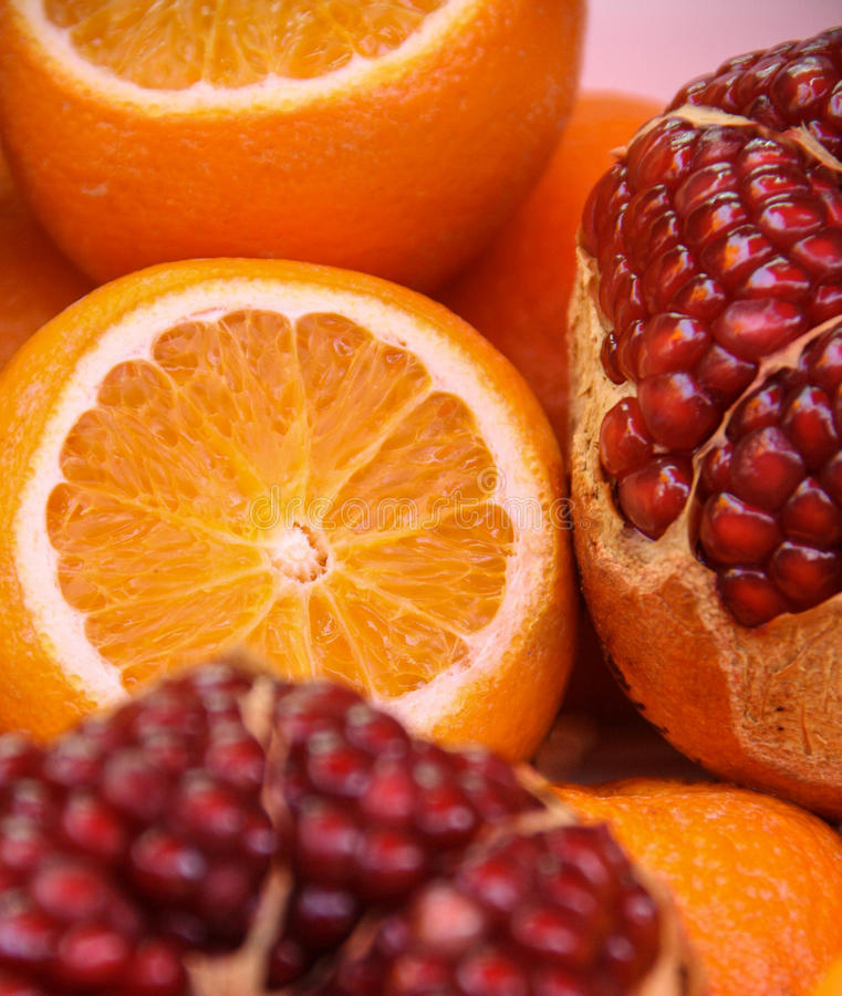 Fruits предпосылка стоковое фото