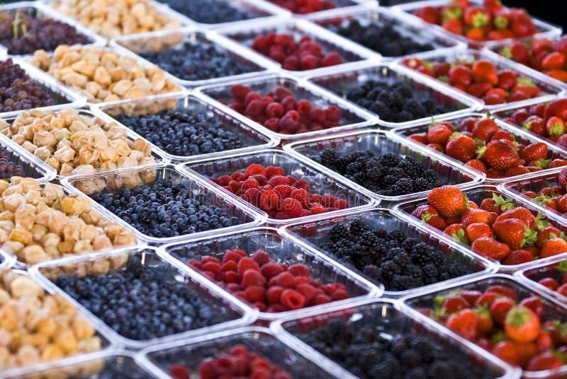 Fruits. Shots taken at the jean talon market at montreal royalty free stock photo