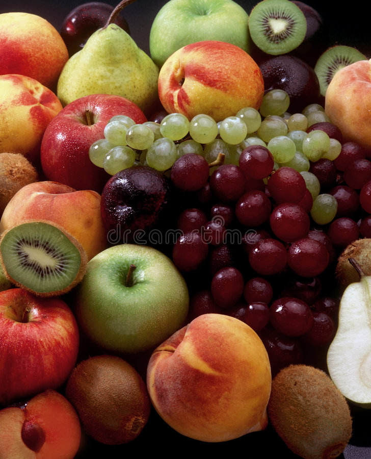 Fruits photo libre de droits