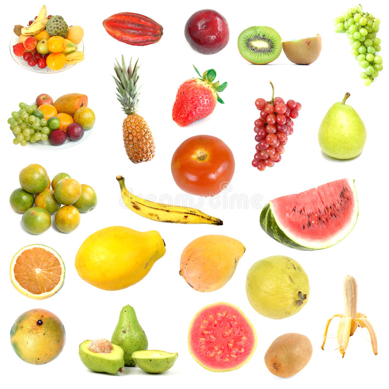Fruits 2 images stock
