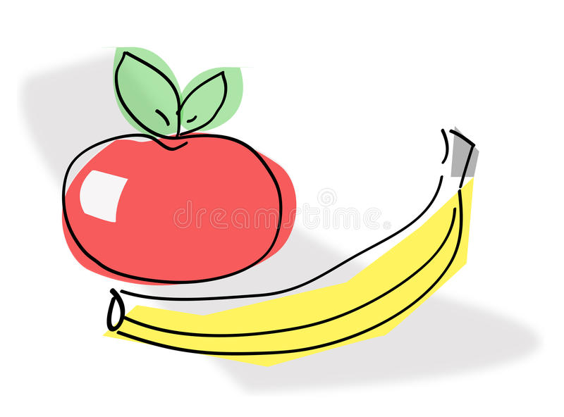 Download Fruits stock image. Image of lines, vitamin, fruits, fruit - 28335503