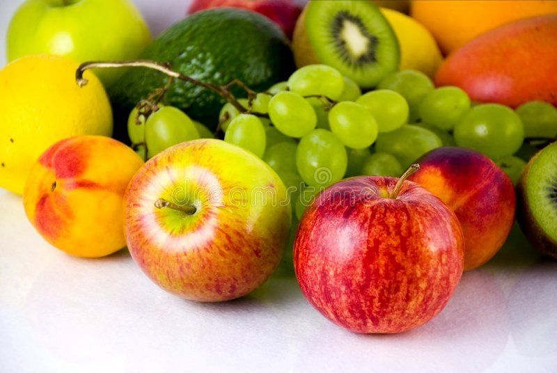 Fruits stock images