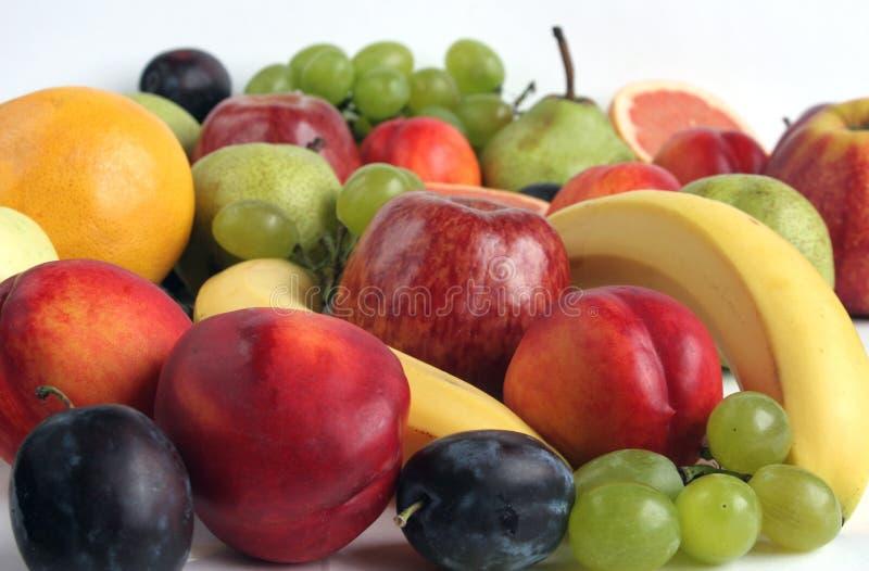 Fruits. Background stock image