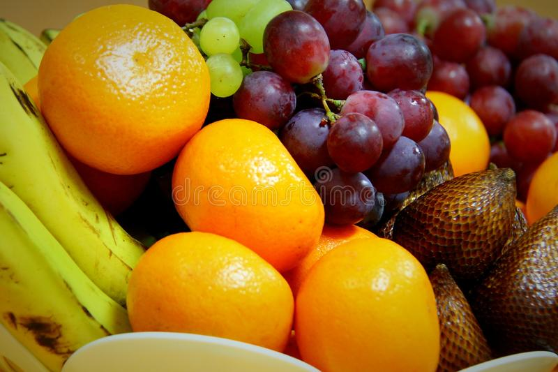 Fruits - Appetizer stock photo