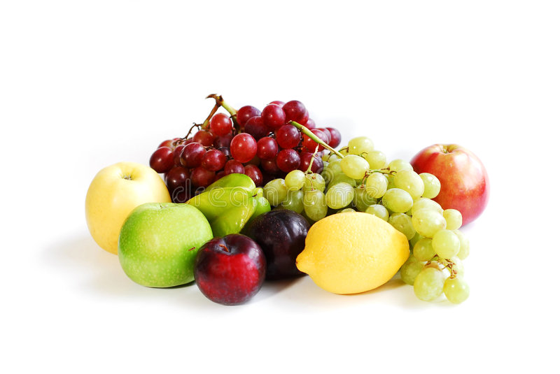 Fruits assortis photographie stock libre de droits
