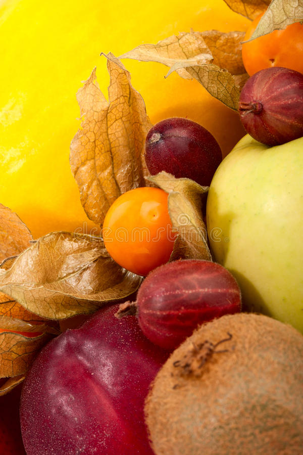 Fruits background royalty free stock photo